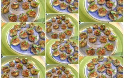 Recipe|Crab cakes with chilli sauce