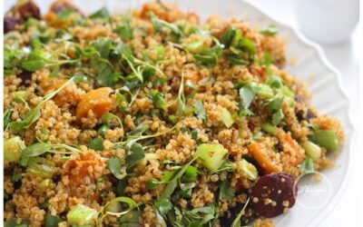 Recipe | Tips and tricks to perfect lamb chops and Quinoa salads