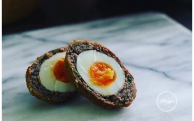 Recipe | Venison Scotch egg